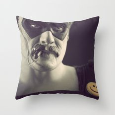 I'm No Joke Throw Pillow
