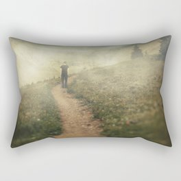 Lucid dream Rectangular Pillow
