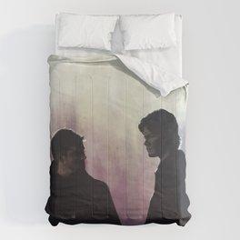 Young men dead Comforters