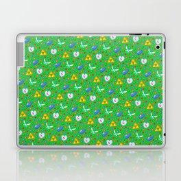 Ocarina of Time Pattern / Legend of Zelda Laptop & iPad Skin
