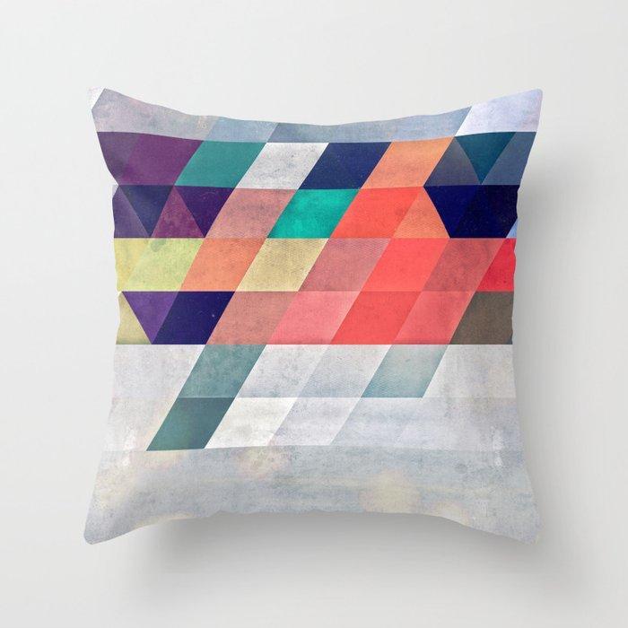 Myxy Throw Pillow
