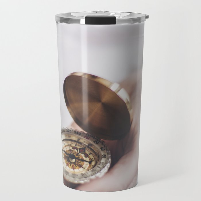Which way I ought to go from here Travel Mug