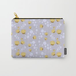 g4 My Little Pony Derpy symbol and muffin pattern Carry-All Pouch