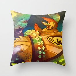 Darn You Throw Pillow