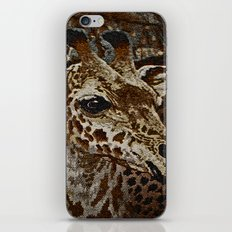 LITTLE WORLD OF ANIMALS iPhone & iPod Skin