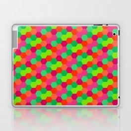 Hexagonal Pattern Laptop & iPad Skin