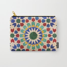 Marrakesh Carry-All Pouch