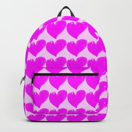 Valentine's hearts Backpack