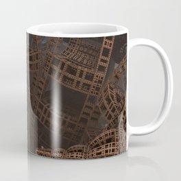 The Darkened Lab of Nikola T Coffee Mug