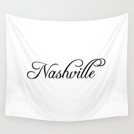 Nashville Wall Tapestry