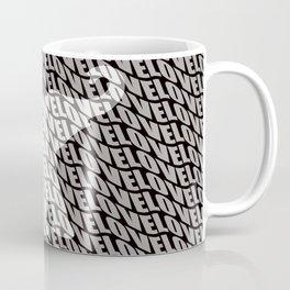 I love the elephant Coffee Mug