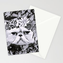 Lord Aries Cat - Art 003B Stationery Cards