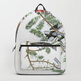 Rose-breasted Grosbeak - John James Audubon Backpack