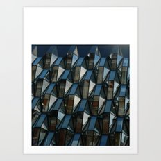 Architecture I Art Print