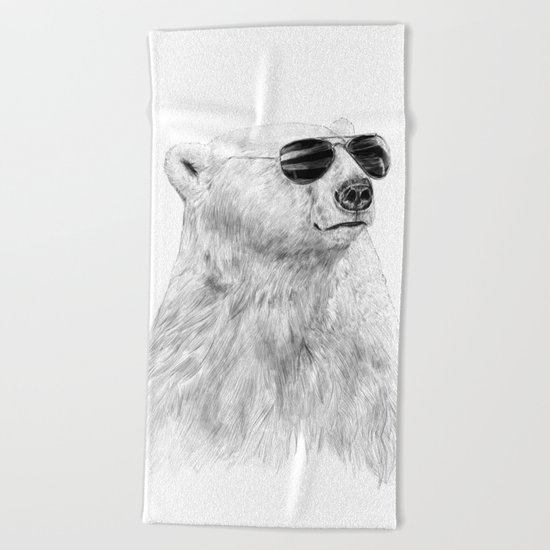 Don't let the sun go down Beach Towel