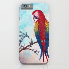 Polly Want A Cracker? Slim Case iPhone 6s