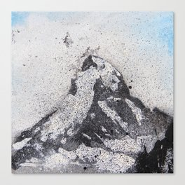 Matterhorn  Canvas Print
