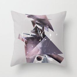 Grace and Class Throw Pillow