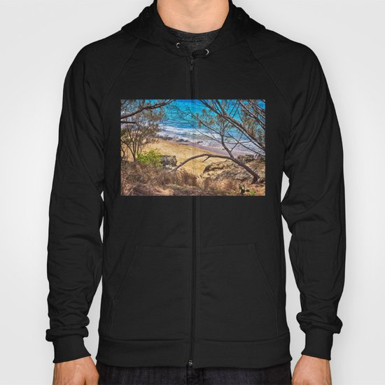 Come with me to the sea Hoody