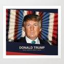 Donald Trump 2016 by politics