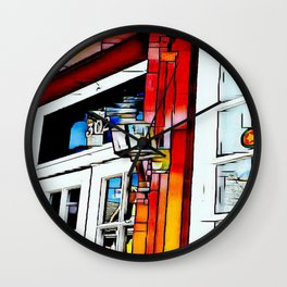 Occoquan series 3 Wall Clock