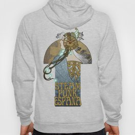 Steampunk Spain Hoody