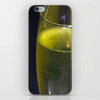 wine iPhone & iPod Skins featuring Wine by Cornish Seascapes
