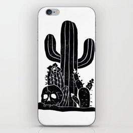 Valley Cactus iPhone Skin