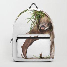 Derp Deer Backpack