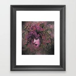 ENCHANTING BEAUTY 03 Framed Art Print