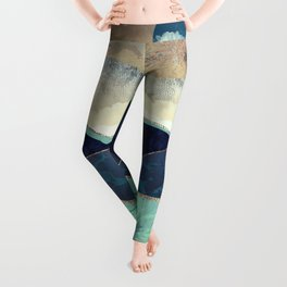 Blue Moon Leggings