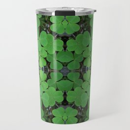 Luck (pattern) Travel Mug
