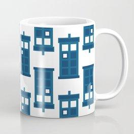 Wibbly wobbly timey wimey stuff Coffee Mug