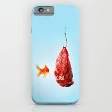 Hungry Goldfish iPhone 6s Slim Case