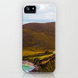 Hidden Cove House iPhone Case