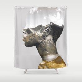 Portrait (Nature) Shower Curtain