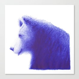 Animal N.5 Canvas Print