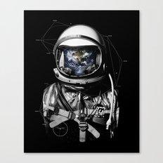 The Program Canvas Print