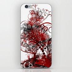 Botanical Dimensions iPhone & iPod Skin