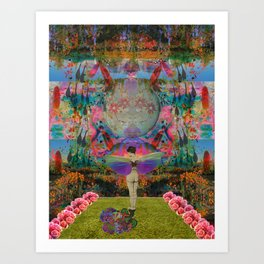Moment of Clarity Art Print