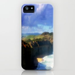 Southern Ocean Headlands iPhone Case