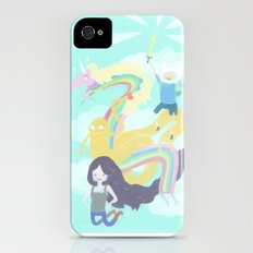 Time for an Adventure iPhone (4, 4s) Slim Case
