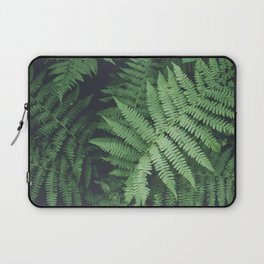 Fern Bush Nature Photography | Botanical | Plants Laptop Sleeve