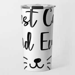 Dad Love Cat Fathers Day Cat Lover Pet Love Gifts Travel Mug