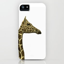 jirafe iPhone Case