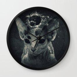 CosmicSphynx Wall Clock