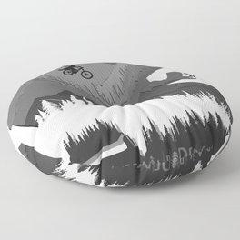 Trailriders Floor Pillow