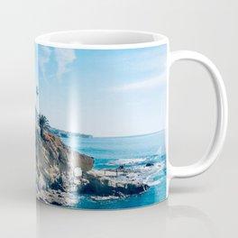 Laguna Beach Print Coffee Mug