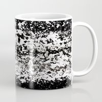river Mugs featuring River by David Bastidas
