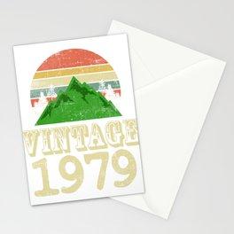 Lustiges Geburtstagsgeschenk für den runden Geburtstag Birthday  Stationery Cards